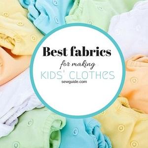 mejores telas para ropa de bebe