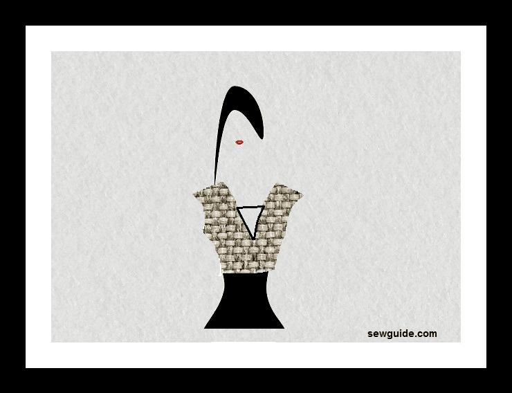 collar de modestia