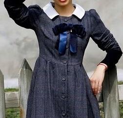 tipos de vestido de mujer