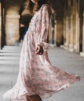 vestidos de diferentes estilos para mujeres