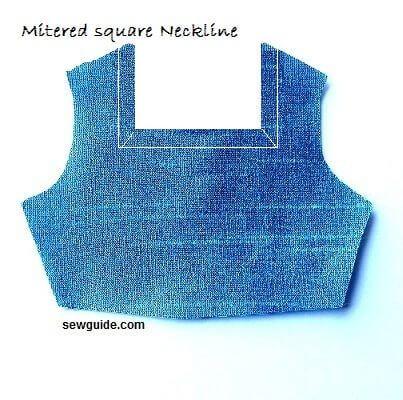 formas de cuello para ropa
