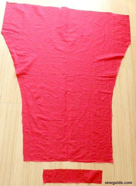 hacer pantalones de traje de danza del vientre