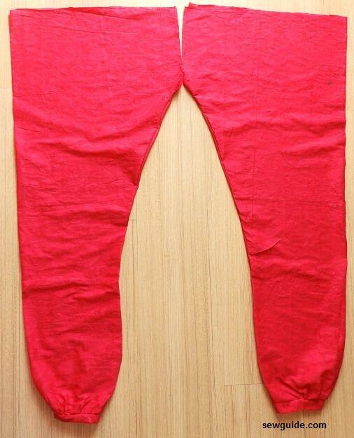 pantalones de danza del vientre bricolaje