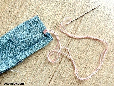 coser bolso de compras