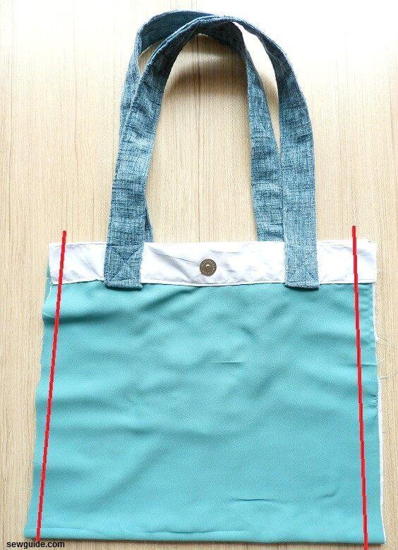 bolsas de compras de tela