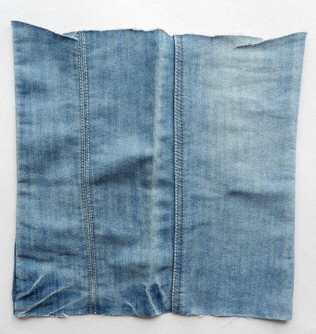 hacer una mini falda sin patrón