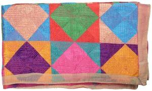 bordado indio de diseño phulkari