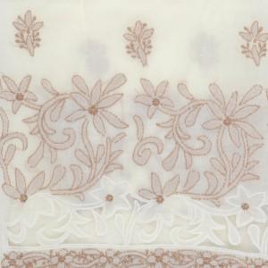 diseños de bordado indio chikenkari