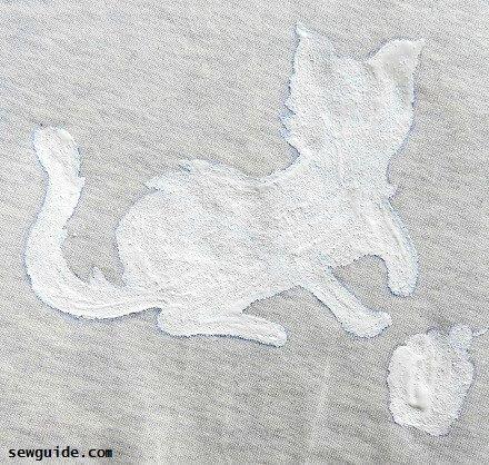 pintura de la camiseta