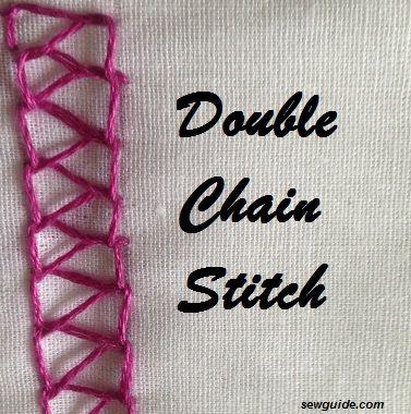 doble punto de cadena