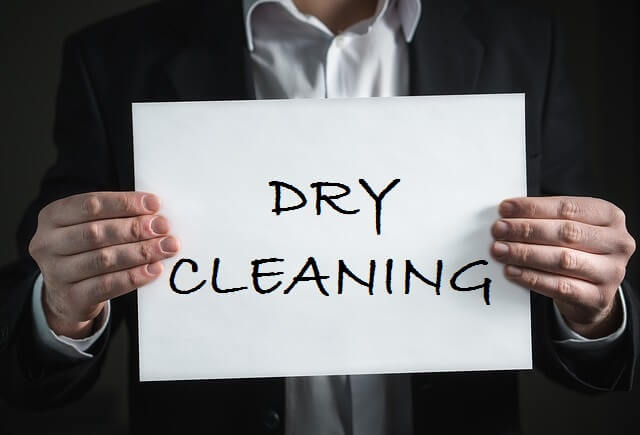 que es la limpieza en seco