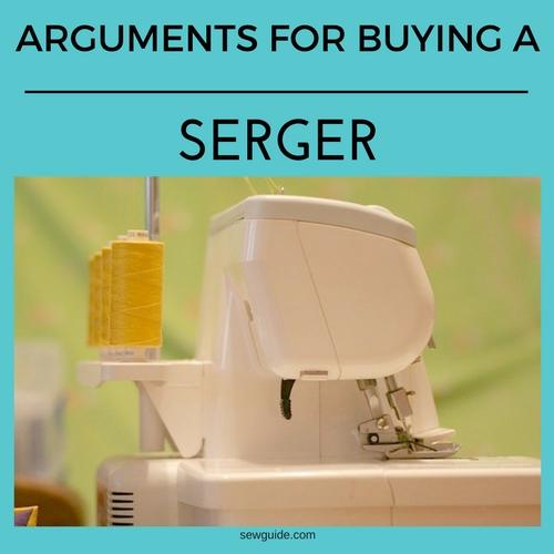 guía de compra de serger