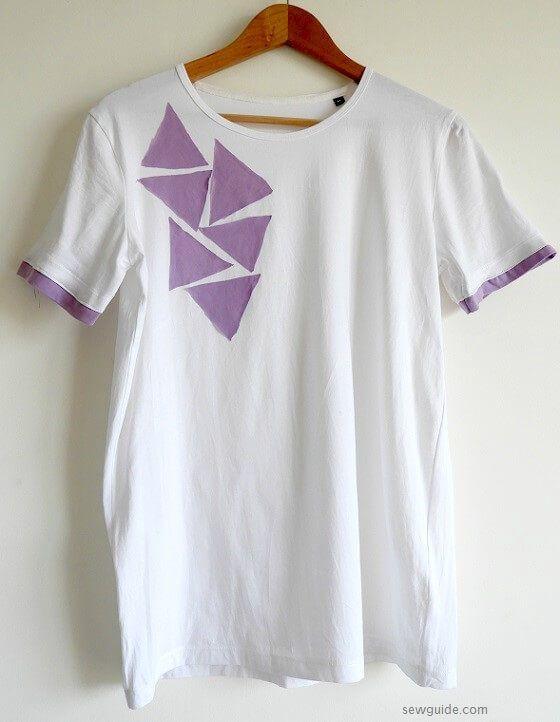 diseños de camiseta de corte
