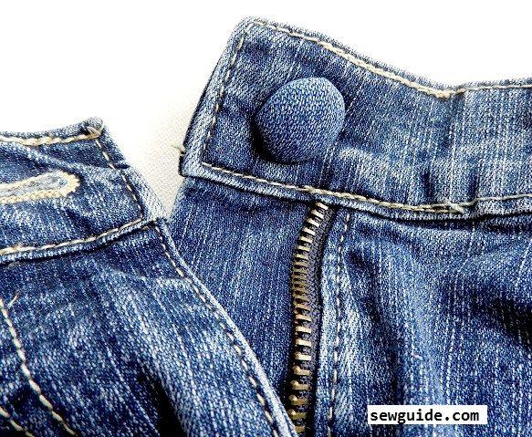 arreglar botones de jeans