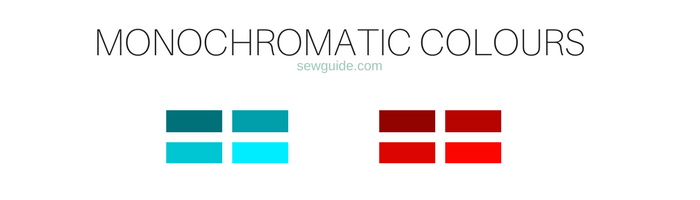 tabla de mezcla de colores para ropa