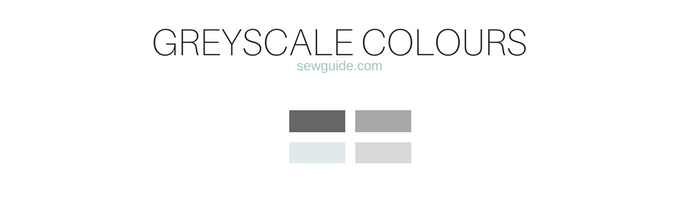 esquema de color para la ropa