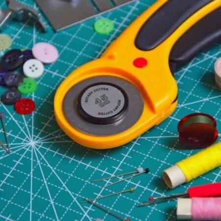 reglas de seguridad de costura