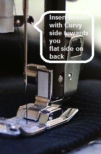 Cómo cambiar la aguja de la máquina de coser