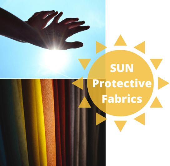telas de protección solar