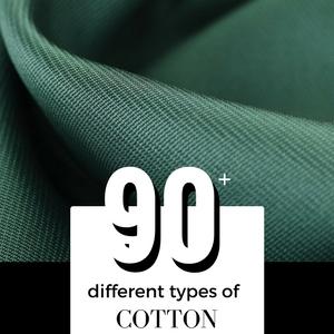 diferentes tipos y nombres de algodón