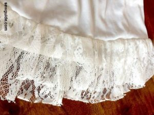 extensor deslizante para faldas / vestidos