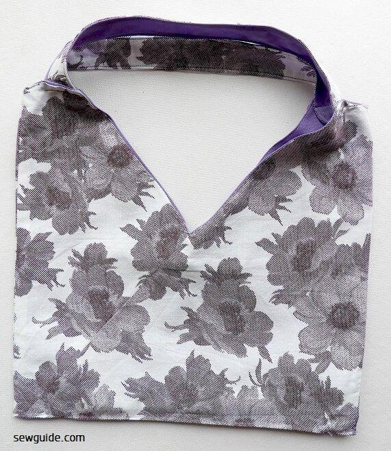 fabricación de bolsos de mano fácil