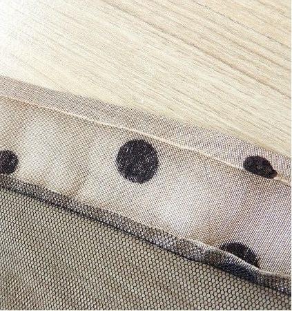 patrones de costura de bufanda