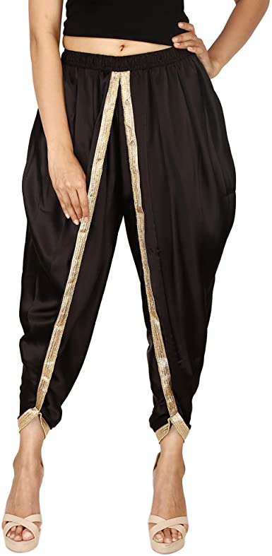 Los pantalones salwar definitivos: patrones gratuitos con instrucciones fáciles de costura