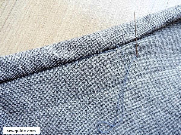 patrón básico de la falda