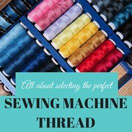 hilo de máquina de coser