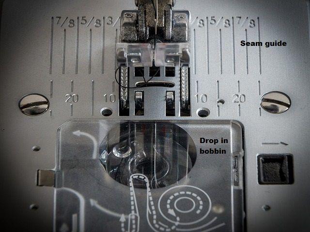 partes de máquinas de coser