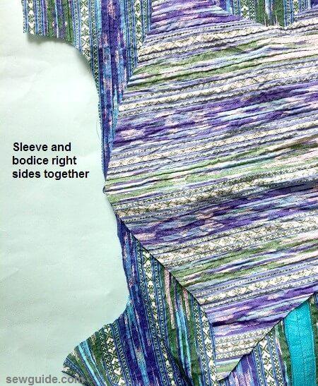 cómo coser un vestido sin mangas sin patrón