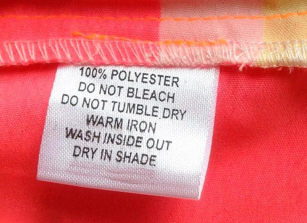 ¿Se encoge el poliéster? 4 preguntas frecuentes sobre lavado y cuidado del poliéster